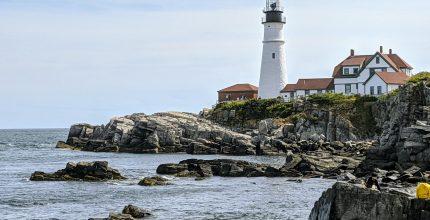 Let's Roam: The Maine Coastline